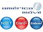 Logo América Móvil